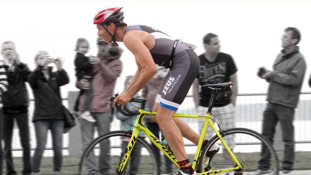 Guillaume Allard,  coach pour ZEUS Triathlon à Montréal & Laval / Basses-Laurentides